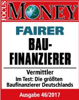 Baufi24 - Siegel Fairer Baufinanzierungsvermittler Focus